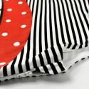 Big Face tipegőhálózsák kamáslival - Nyuszi
