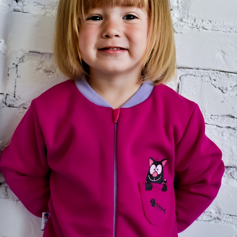 Pink cicás pizsama